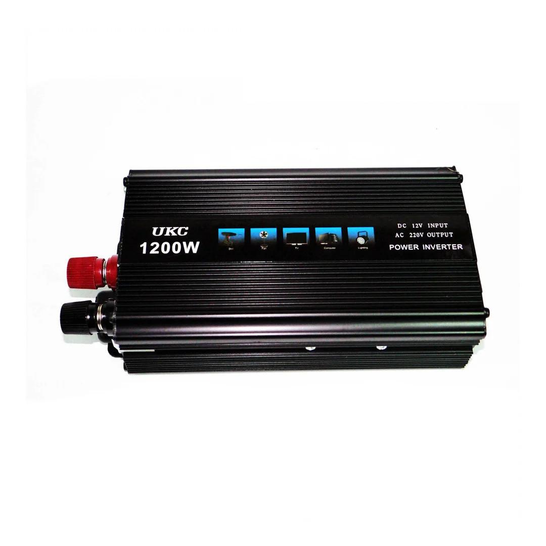 Преобразователь Автомобильный (Инвертор) 12V-220V - 1200W