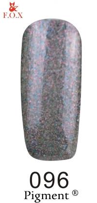 Гель-лак F.O.X Pigment 096, 6мл