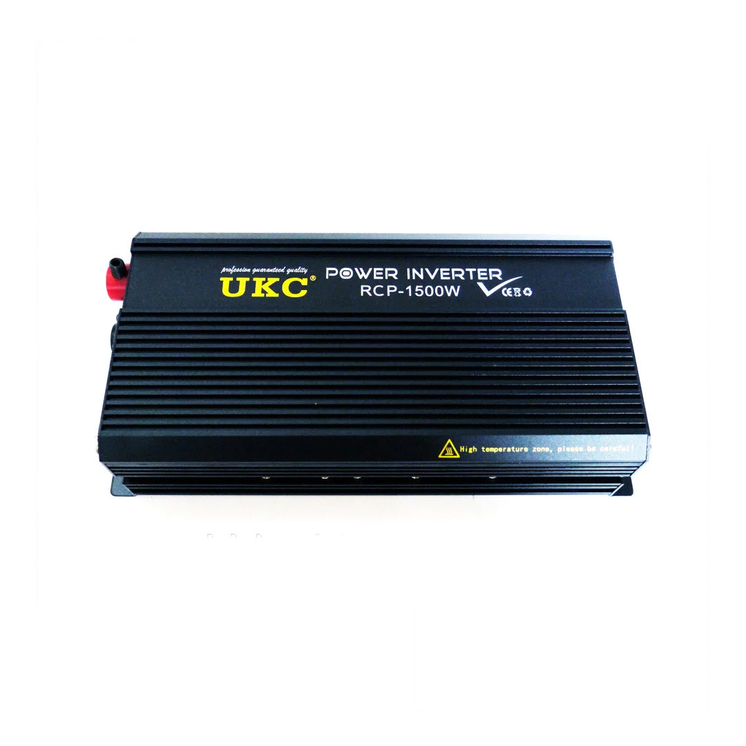 Преобразователь Напряжения AC/DC RCP PROFESSIONAL 12/220В - 1500W