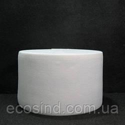 Широкая бельевая резинка для одежды Sindtex белая 12 см х 22,5 м (СИНДТЕКС-0064)