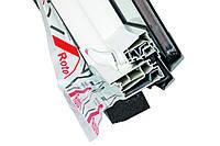 Мансардное окно Roto R7 ПВХ 54х118 см + WD блок