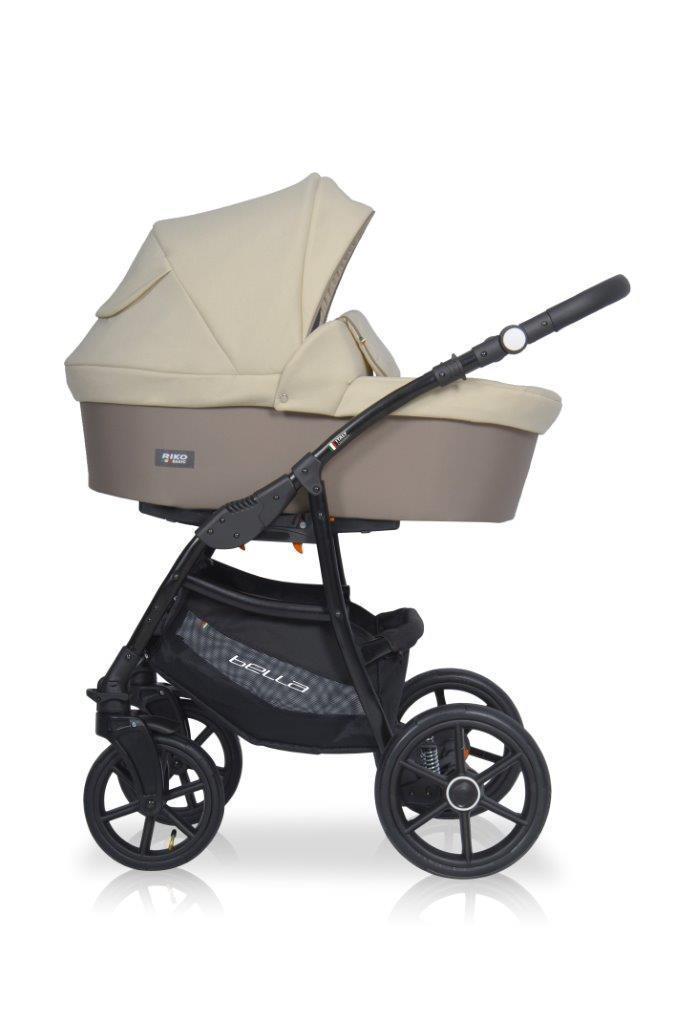 Детская универсальная коляска 3 в 1 Riko Bella 06