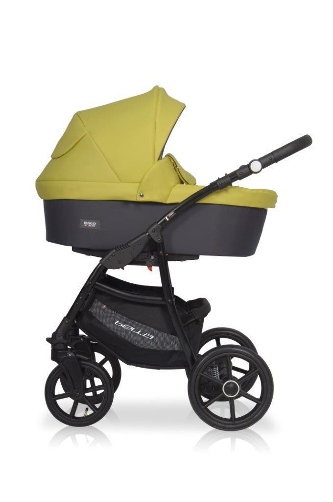 Детская универсальная коляска 3 в 1 Riko Bella 08