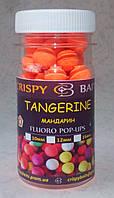 Бойли Crispy Baits FLUORO POP-UP 10,12,16мм, смак-TANGERINE(Мандарин), 25гр