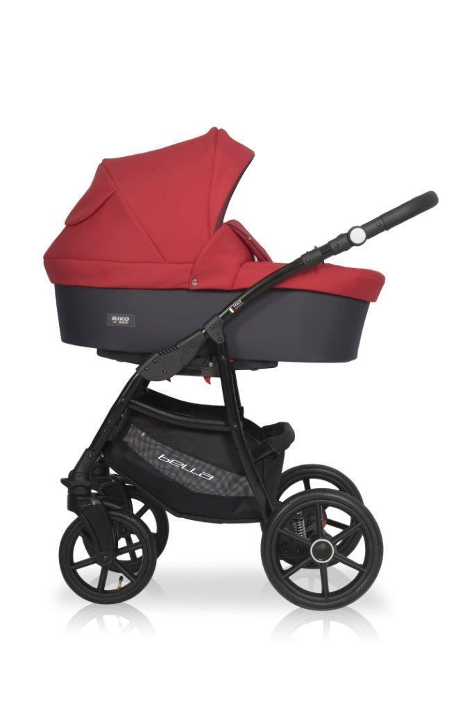 Детская универсальная коляска 3 в 1 Riko Bella 10