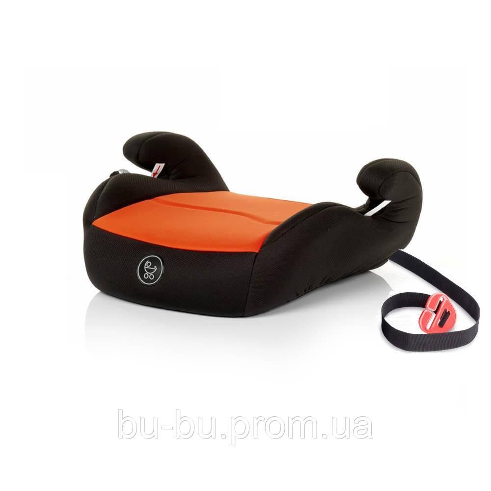 Автокресло-бустер Coto baby TAURUS (15-36 кг) Orange