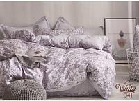 Постільна білизна Сатин - твіл двоспальне ТМ Viluta, фото 1