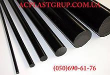 Полиацеталь (РОМ-С), стержень графитонаполненный, диаметр 50,0 мм, длина 1000 мм.