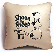 "Детская подушка № 03 ""Shaun the sheep"""