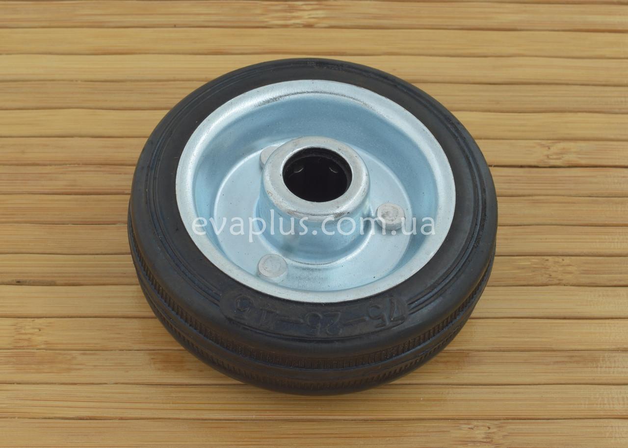 Колеса для тележки 75 мм (металл)