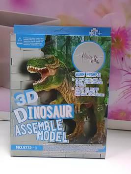 Набір для творчості динозавр