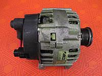 Генератор б/у для Peugeot Boxer 2.0 HDi 08.2001-. Bosch (Бош) Valeo (Валео) на Пежо Боксер 2.0 ХДИ.