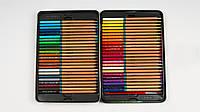 Акварельные карандаши MARCO FINE ART. В металлическом пенале 48 цветов