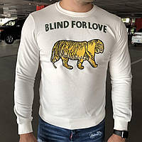 Gucci Sweatshirt Blind For Love White