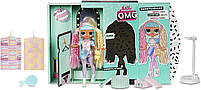 Кукла LOL Surprise OMG Candylicious 28 см Серия 3 - Леди Бон-Бон с аксессуарами 565109, фото 3