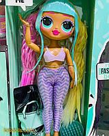 Кукла LOL Surprise OMG Candylicious 28 см Серия 3 - Леди Бон-Бон с аксессуарами 565109, фото 4