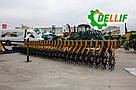 Борона мотыга ротационная Dellif Белла 3 м 15 рабочих органов Инновация, фото 2