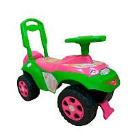 Машина-каталка толокар детский Фламинго 0141/08