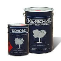 Лак для дерева полиуретановый OPV230G20+C302 прозрачный KEMICHAL (Италия) шелковисто-матовый (25л+12.5л)