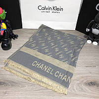 Scarves Chanel Double C Metalic