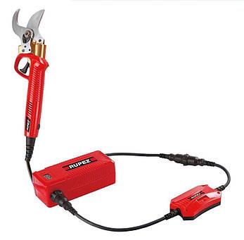 Универсальные  аккумуляторные садовые ножницы RUPEZ ES-40 Li 000040, фото 2
