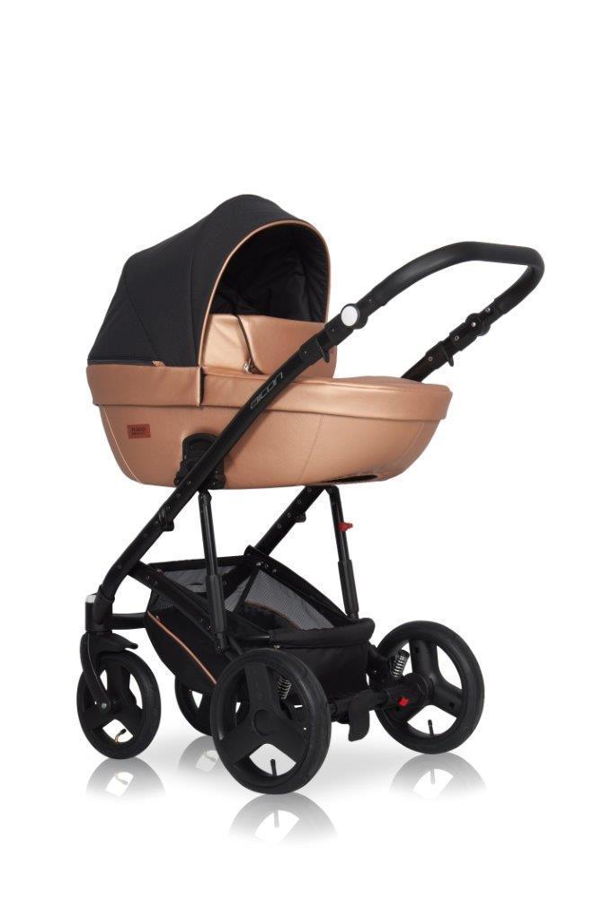 Детская универсальная коляска 3 в 1 Riko Aicon 09