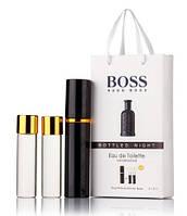 Hugo Boss Boss Bottled Night edp 3x15ml мини