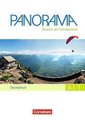 Panorama A1 Übungsbuch DaF mit Audio-CDs