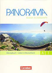 Panorama A1 Übungsbuch DaZ mit Audio-CDs