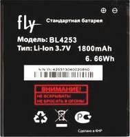 Аккумулятор для Fly IQ443 оригинальный, батарея BL4253