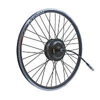 Заспицованное мотор-колесо MXUS ZWG XF15R 48В 500Вт редукторное, заднее
