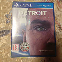 Detroid become Human PS4 б/у, фото 1