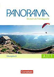 Panorama A1.1 Übungsbuch DaF mit Audio-CDs
