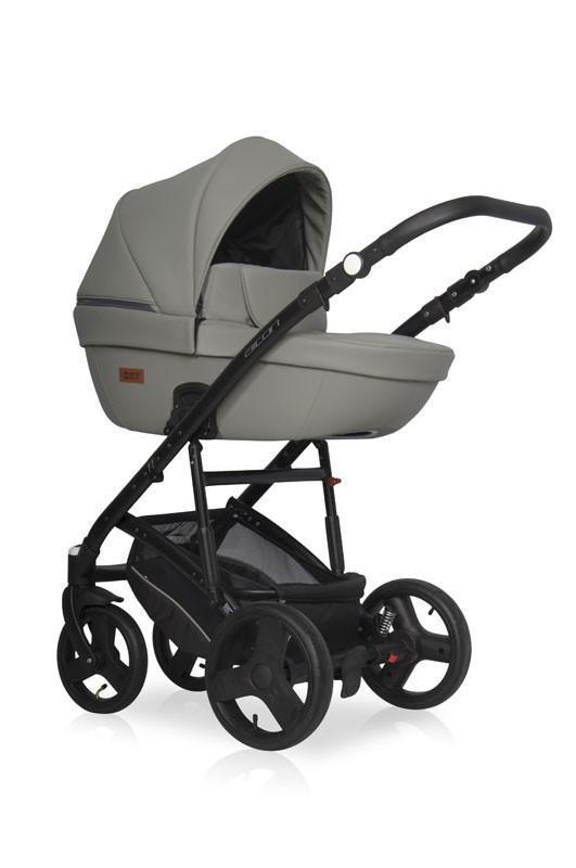 Детская универсальная коляска 3 в 1 Riko Aicon Ecco 05