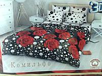 """Комплект постельного белья """"Тиротекс"""" - Комильфо (Евро макси размер)"""