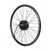 Заспицованное мотор-колесо MXUS ZWG XF08С 36В 350Вт редукторное, заднее, фото 1