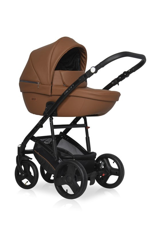 Детская универсальная коляска 3 в 1 Riko Aicon Ecco 06
