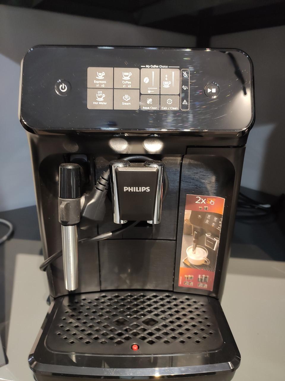 Кофеварка PHILIPS Series 1200 EP1224/00