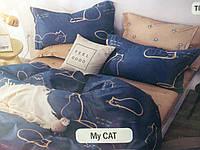"""Комплект постельного белья """"Тиротекс"""" - My CAT (2х – двуспальный размер)"""