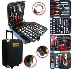 Професійний набір інструментів DMS 420 предметів