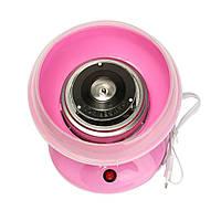 Аппарат для приготовления сладкой ваты Cotton Candy Maker маленький (Безопасный для вас и ваших детей)