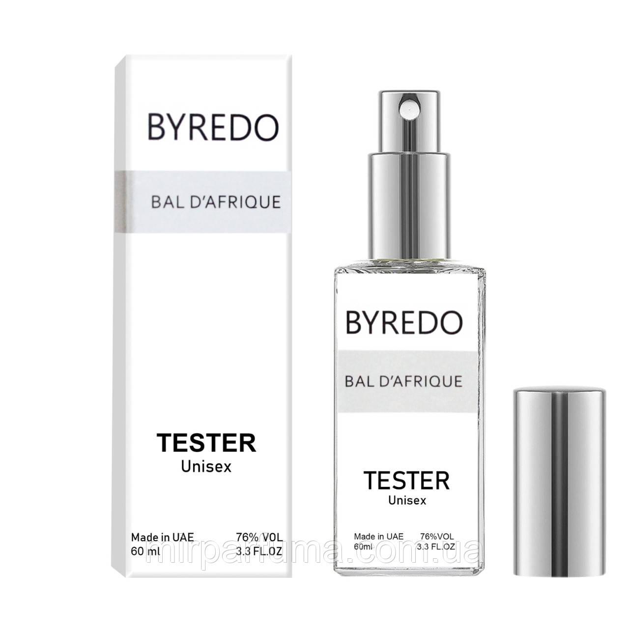 Тестер-унисекс Byredo Bal D`Afrique 60 ml