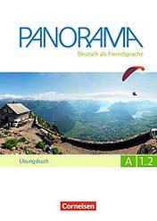 Panorama A1.2 Übungsbuch DaF mit Audio-CDs