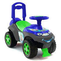 Детская машинка-каталка Doloni Автошка 0142/06RU