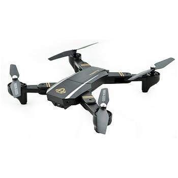 Квадрокоптер Phantom D5HW c WiFi и HD камерой, на пульте, складной корпус, радиоуправляемый коптер (летающий д