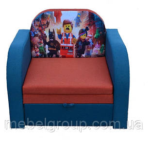 Детский диван Той с принтом