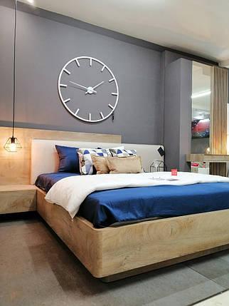Кровать с тумбами Sherwood Endgrain, фото 2