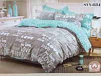 """Комплект постельного белья """"Тиротекс"""" - LOVE (2х – двуспальный размер)"""