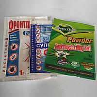 Эффективное средство от тараканов Супер-Фас+Фронтлайн М+Powder, фото 1