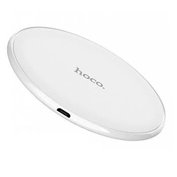 Беспроводное Зарядное Устройство Hoco CW6 White ( Беспроводная зарядка - Hoco CW6 White) Цвет Белый